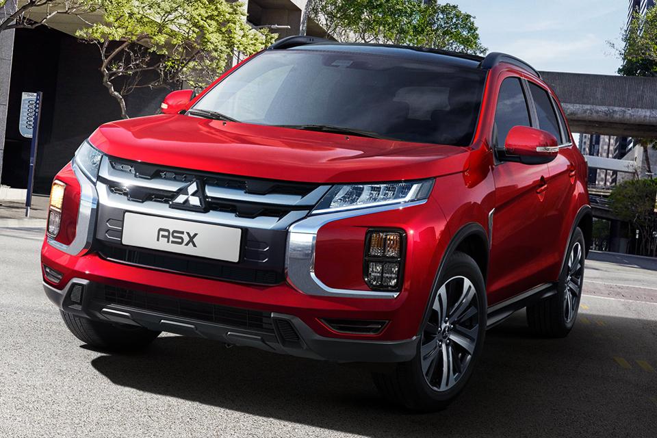 Mitsubishi ASX Intro Edition