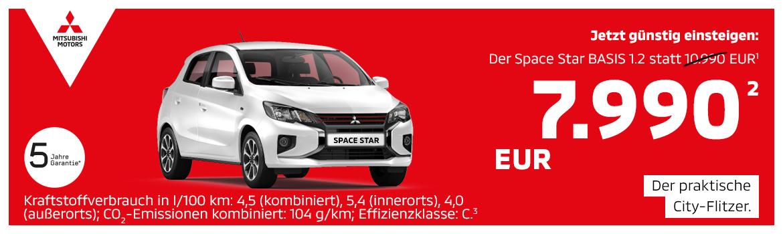 Kleinwagen unter 10.000 Euro